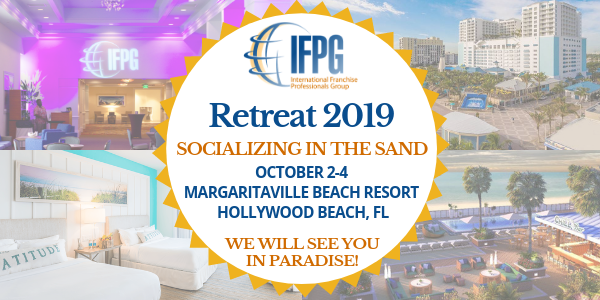 Don't Miss the Boat! Sign up for IFPG Retreat 2019!